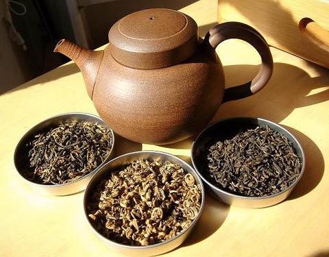 красный китайский чай для похудения
