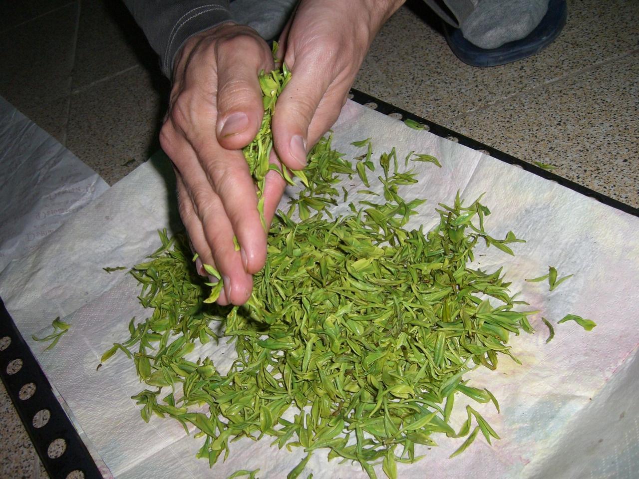 Изготовление чая в домашних условиях