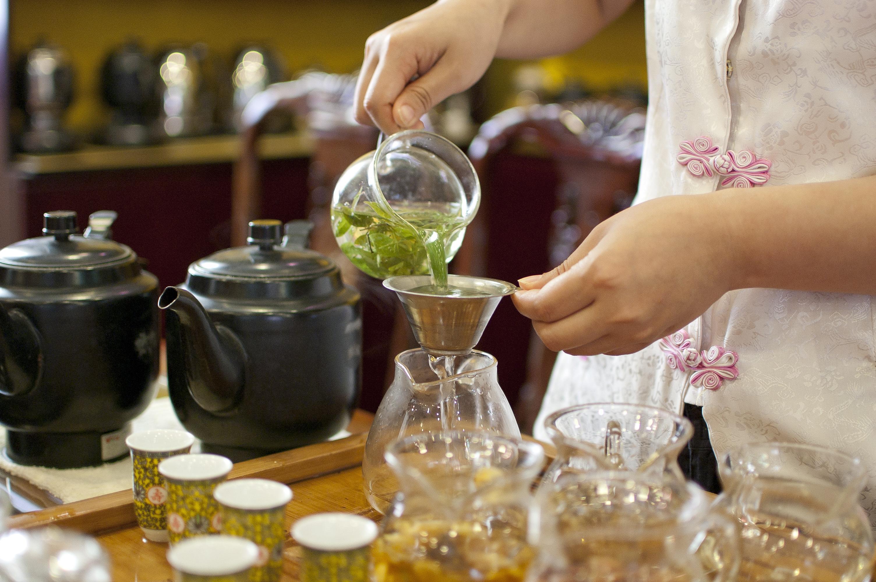 синий чай как заваривать и пить