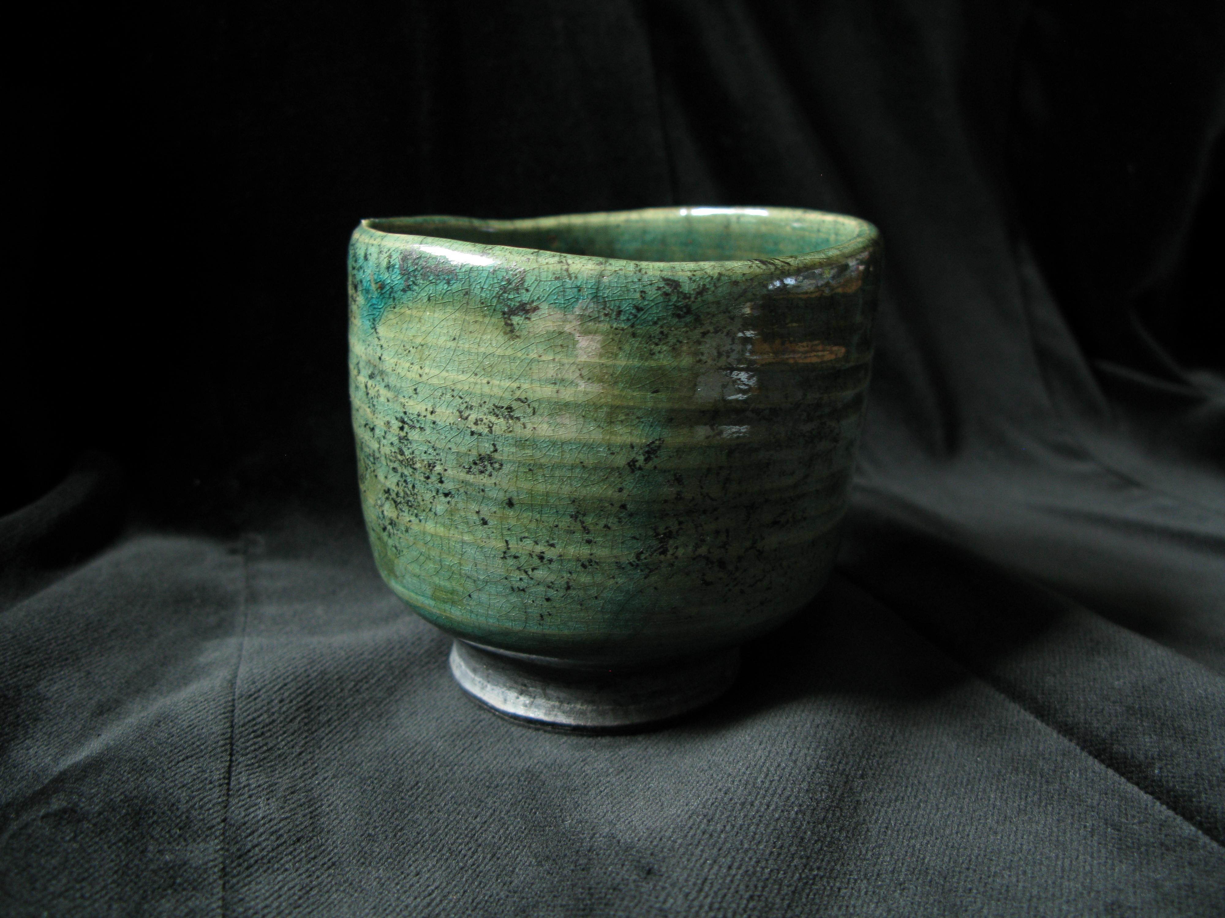 схема чайные чашечки