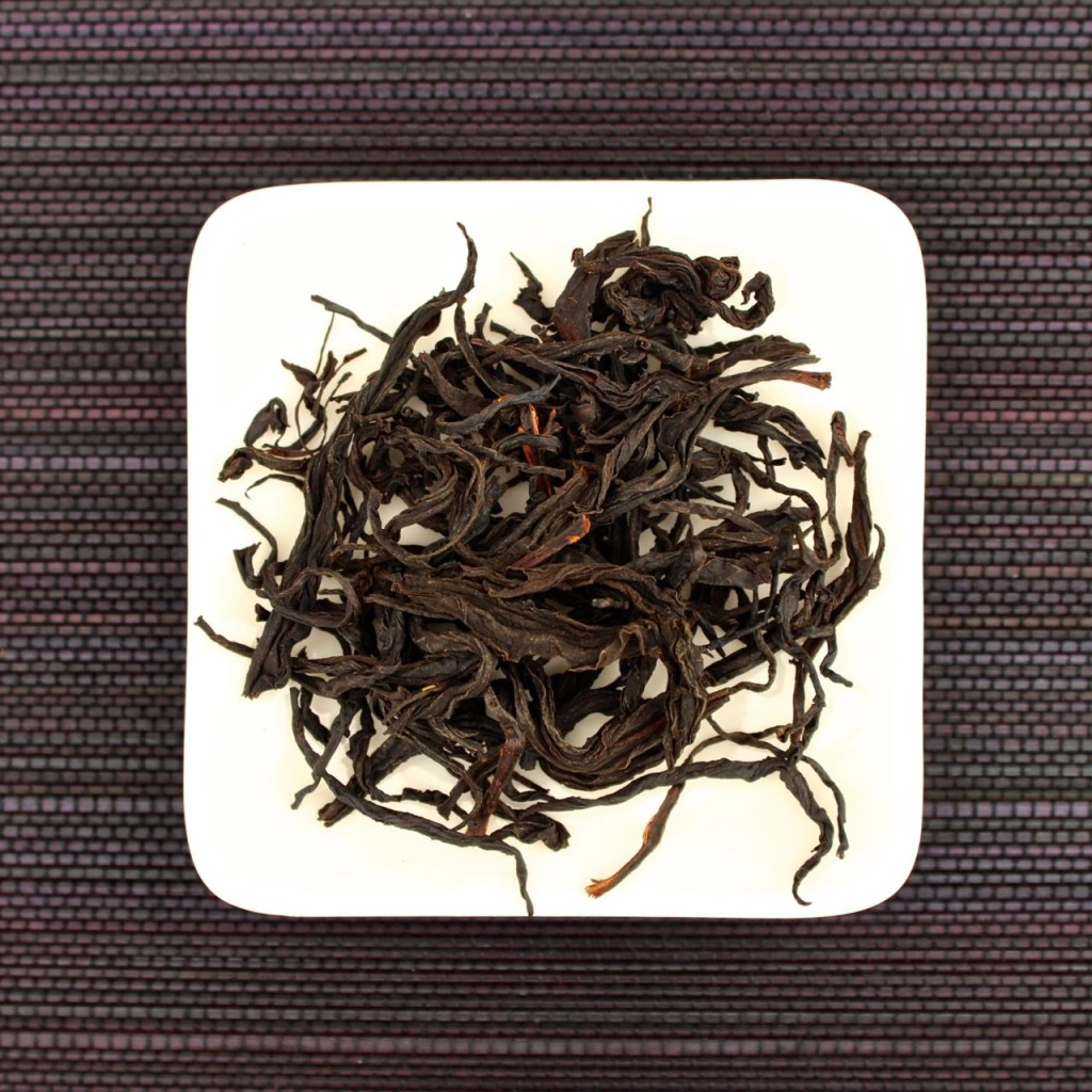 Organic Red Jade Black Tea. Lot 124