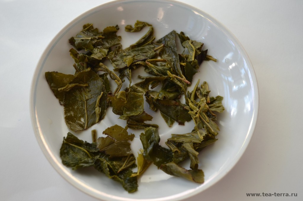 Обзор чая CURTIS Original Green Tea