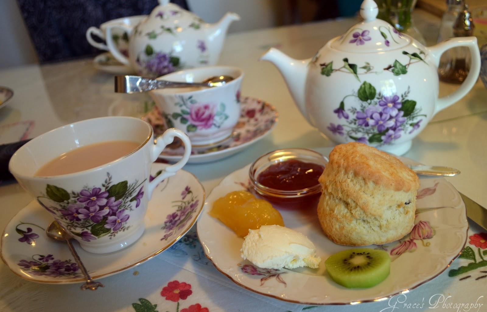 скандинавской чай в великобритании традиции белой