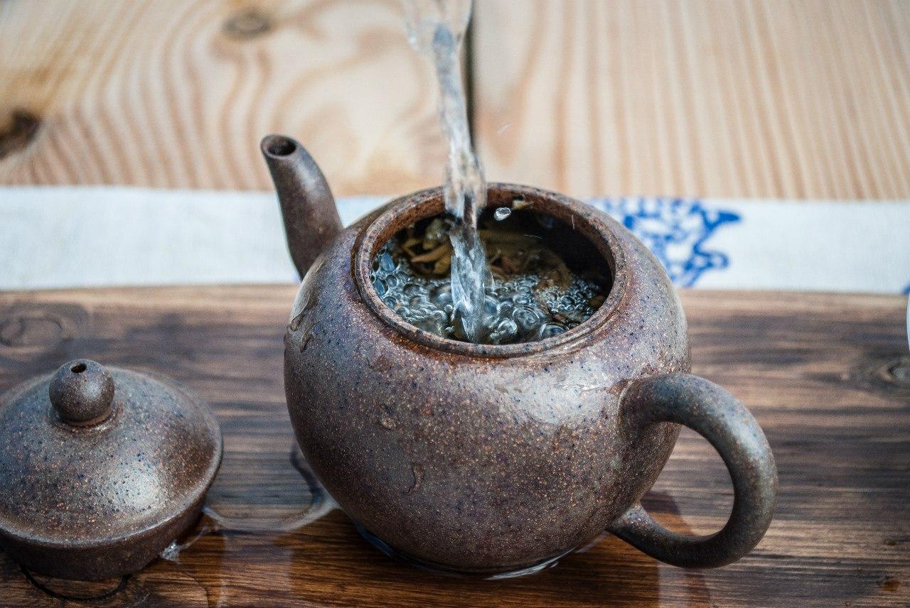 какая вода нужна для чая