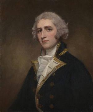 Captain Bentinck by Romney BHC2551