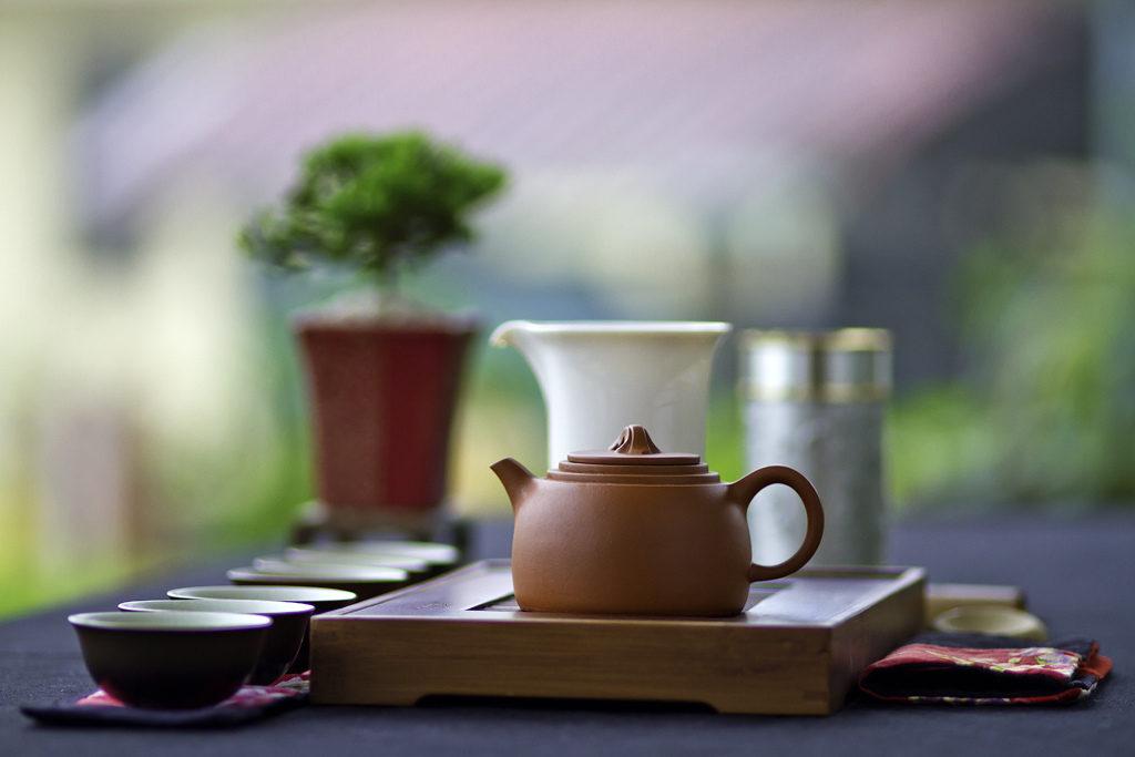 Чайная церемония, как древняя традиция
