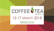 Coffee & Tea Russian Expo 2018